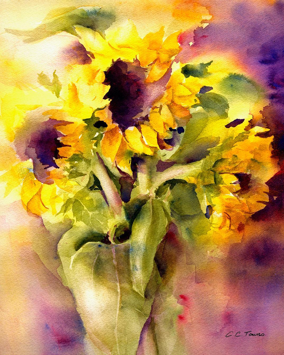 Sunflower - Towns
