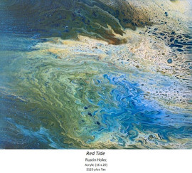 Red Tide - Rustin Holec