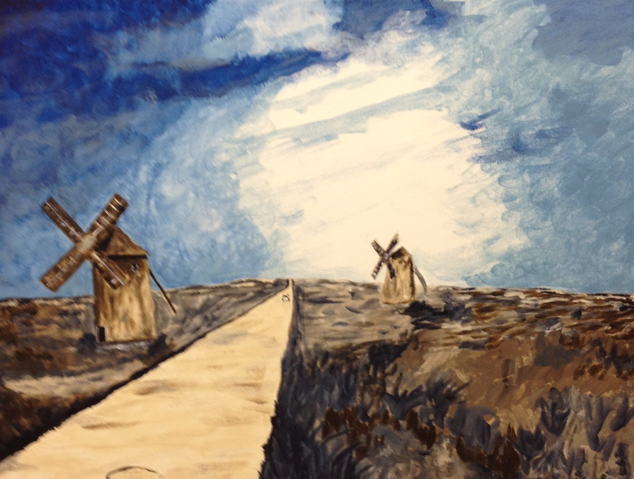 Windmills - Luttschwager