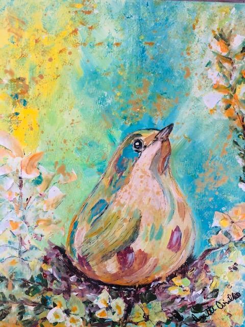 A Little Birdie Told Me - Cirillo