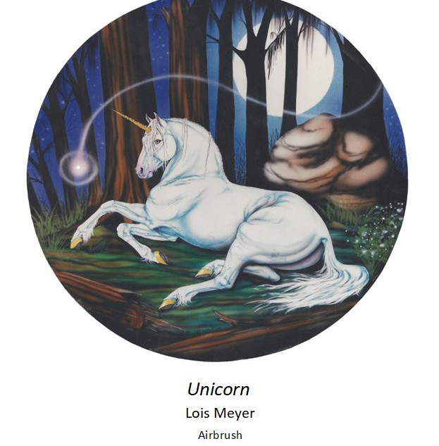 Unicorn - Lois Meyer