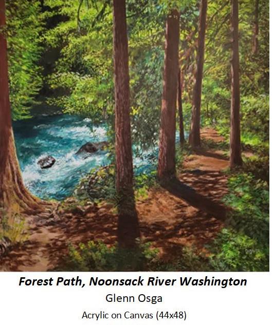 Forest Path - Glenn Osga