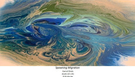 Spawning Migration - Carrol Dreis