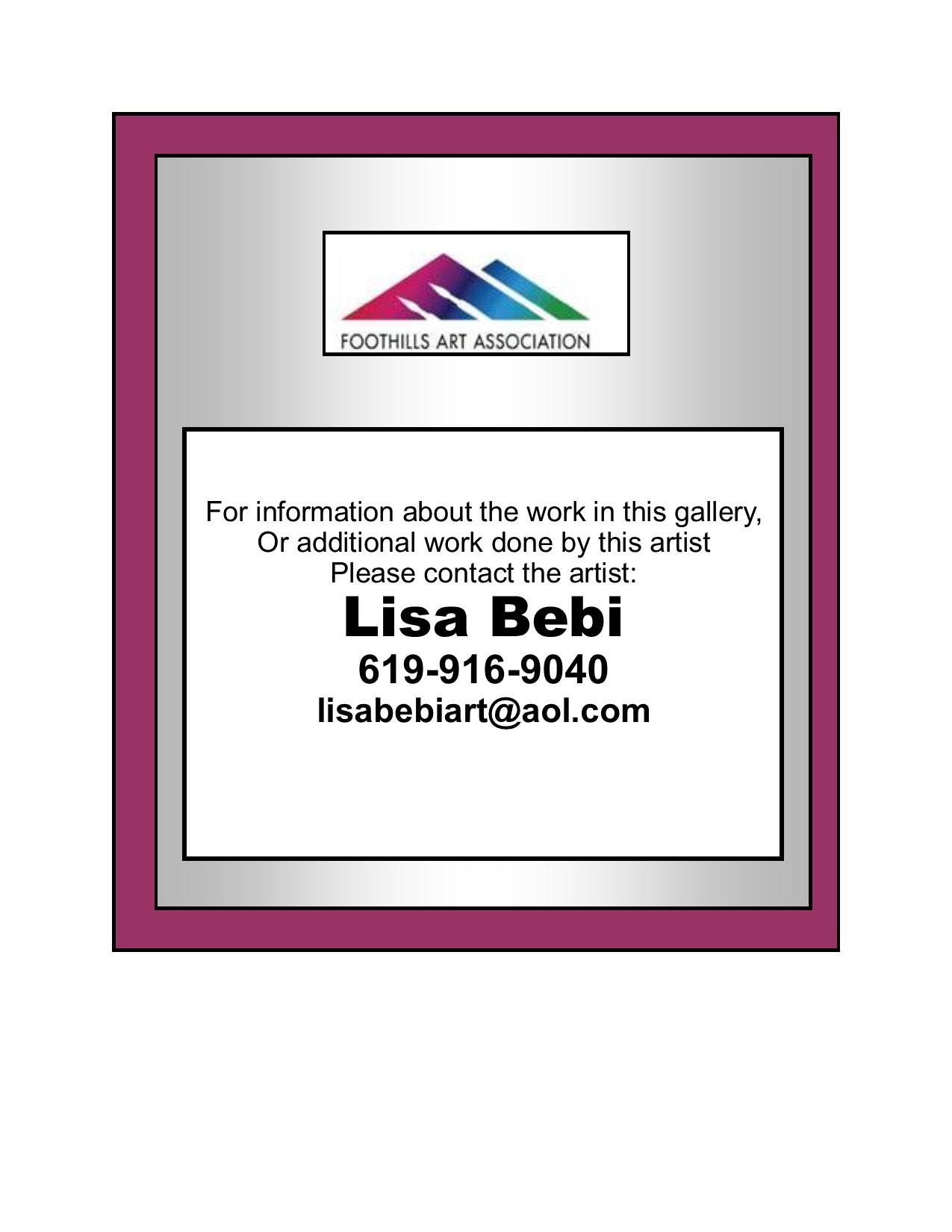 Lisa Bebi