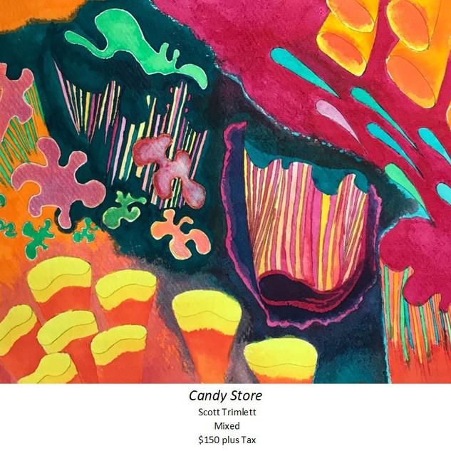 Candy Store - Scott Trimlett