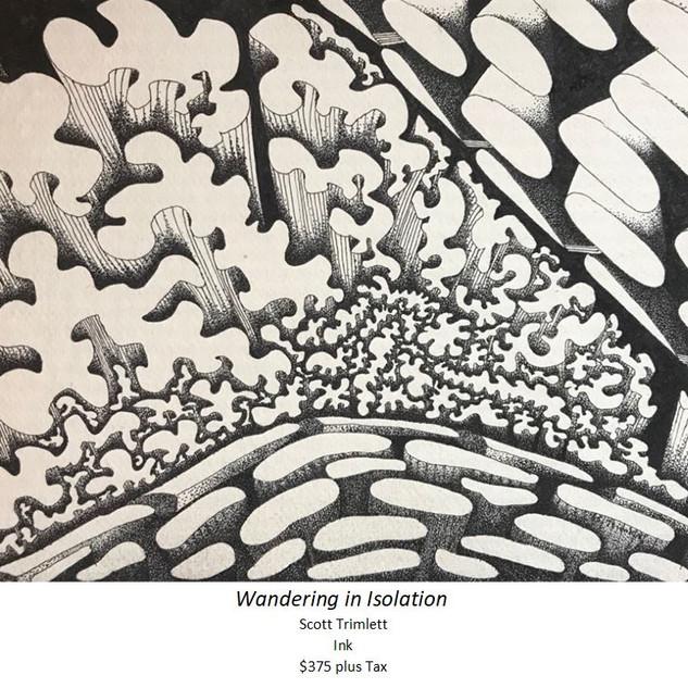 Wandering in Isolation - Scott Trimlett