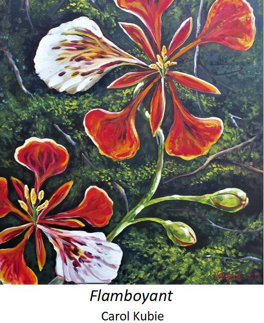 Flamboyant - Carol Kubie