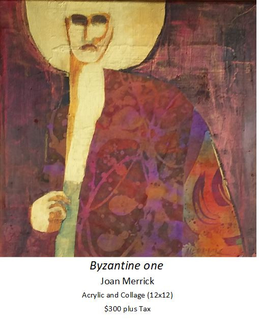 Byzantine one - Joan Merrick