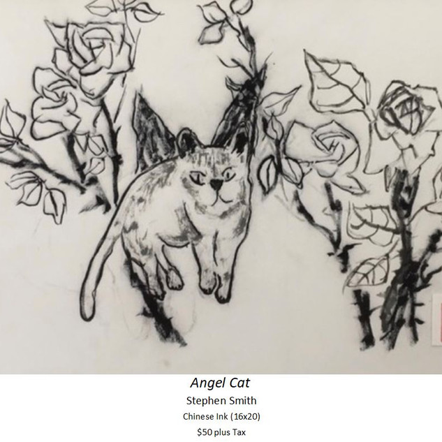 Angel Cat - Stephen Smith