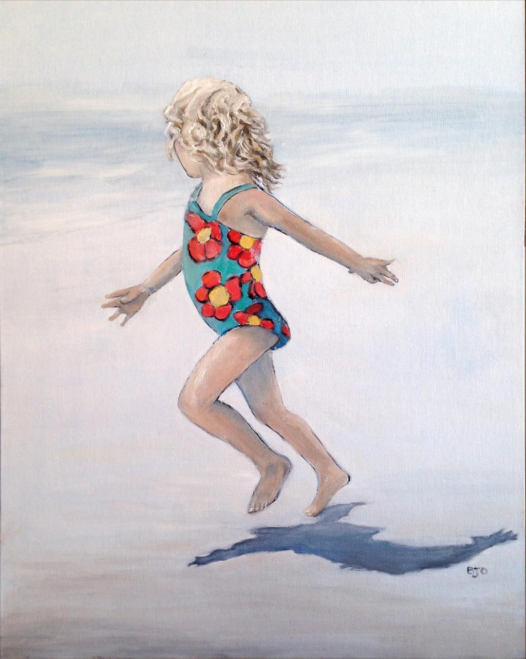 Beach Girl - Owen