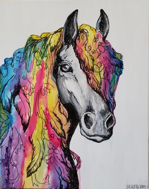 BoHo Horse - Toliver