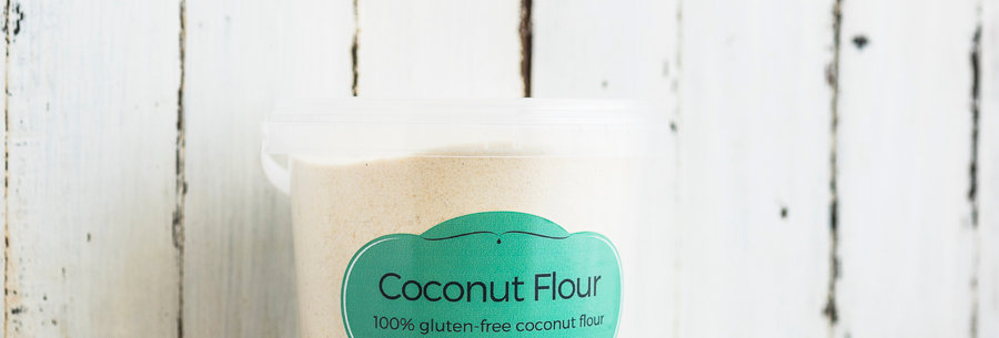 Milled Coconut Flour