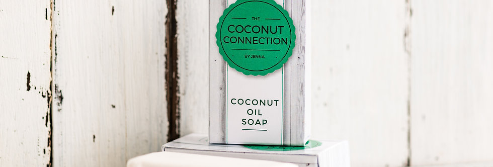 Coconut Oil Bar Soap