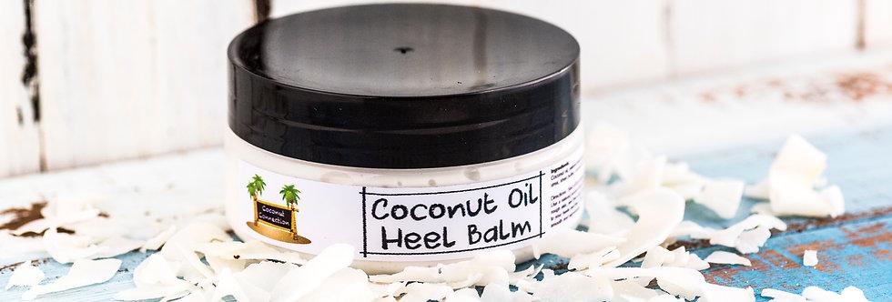 Coconut Oil Heel Balm