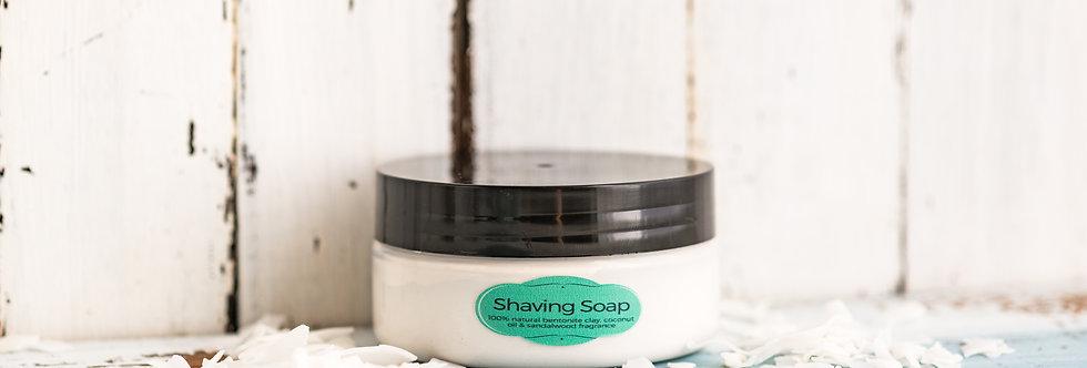 Coconut Oil Shaving Soap