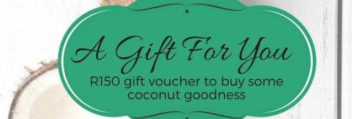 R150 Gift Voucher