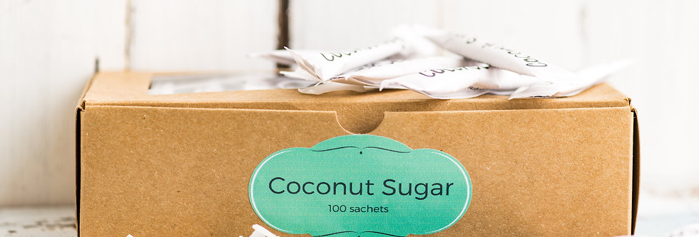 Coconut Sugar Sachets