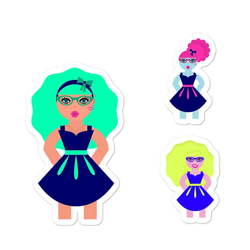 Bubble Pop Girls