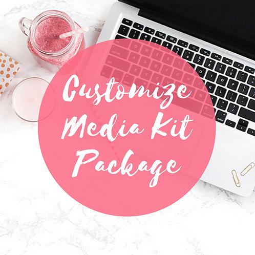 Media Kit Package