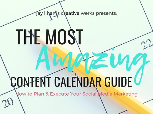 The Most Amazing Content Calendar Guide: How to Plan & Execute You Social Media
