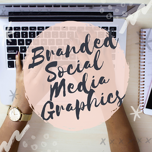 30 days of Social Media Graphics