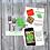 Thumbnail: 30 days of Social Media Graphics