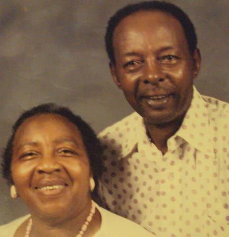 Grandparents, African American, Personal Brand, Jay L Harris