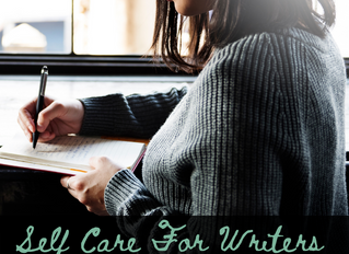 Writers & Creatives: In This Time of Panic, You Have Permission to Self-Care