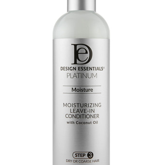 Design Essentials: Volume Weightless Leave-In Conditioner with Grape Seed Extract: Product Review
