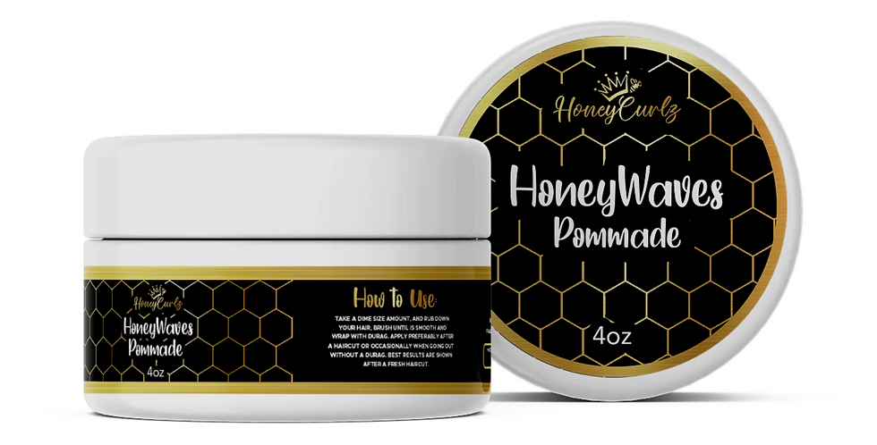 HoneyWaves - Pommade (4 Oz)