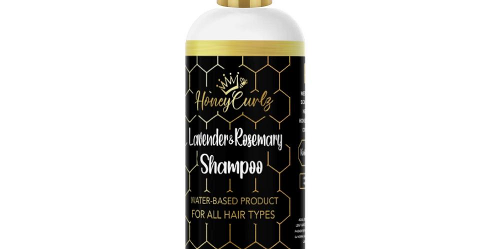Lavender & Rosemary Shampoo (8 Oz)