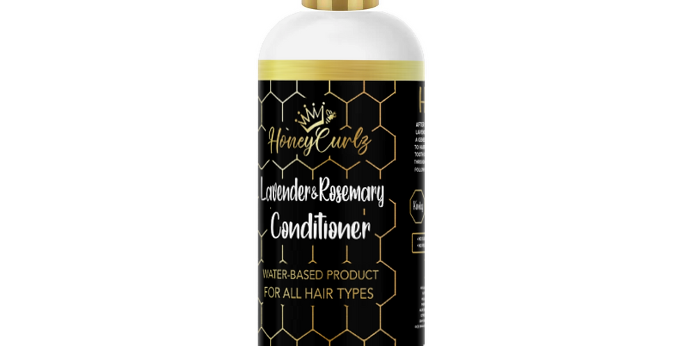 Lavender & Rosemary Conditioner (8 oz)