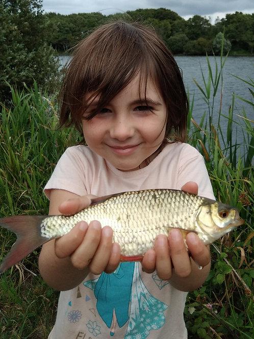 Initiation et perfectionnement pêche au coup / groupe
