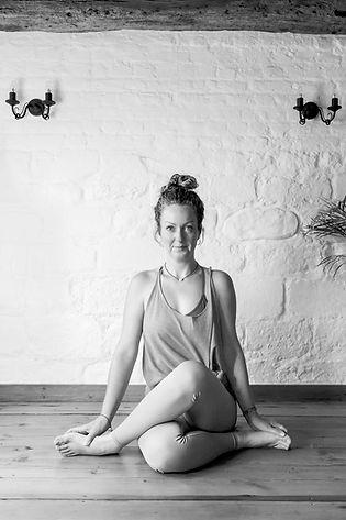 Helen Soden Yoga coach CTG Group