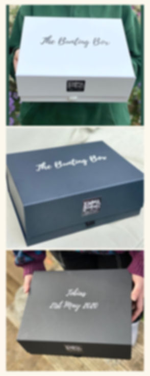 The Bunting Box