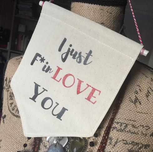 Love pennants