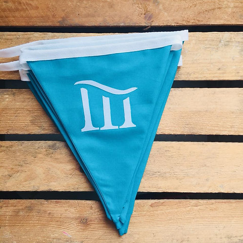 Temple Spa Consultant bunting