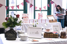 Union Jack bunting to hire