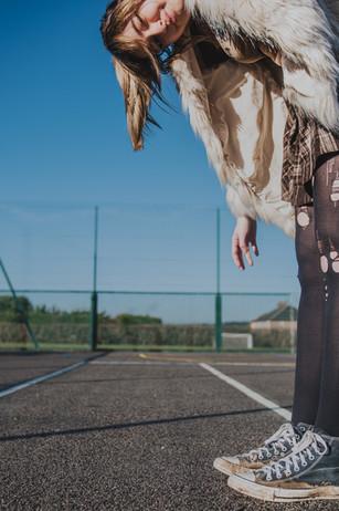 Fashion student, Hertfordshire