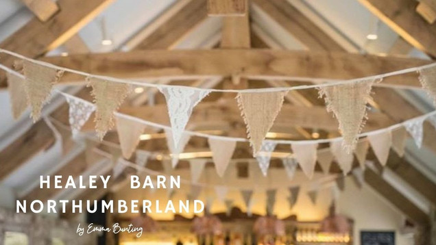 Emma Bunting at Healey Barn, Northumberland