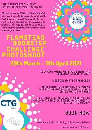 Flamstead Doorstep Photography Challenge