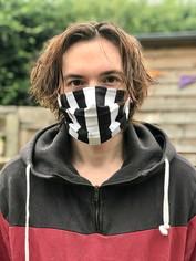 Newcastle United face mask