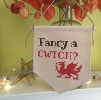 Fancy a CWTCH pennant
