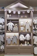 Mothercare bespoke New Baby bunting.jpg