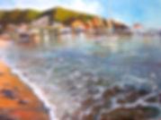 Low Tide in Avalon