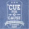 blue cue for a cause t-shirt.png