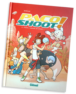 Paco Shoot! tome 2