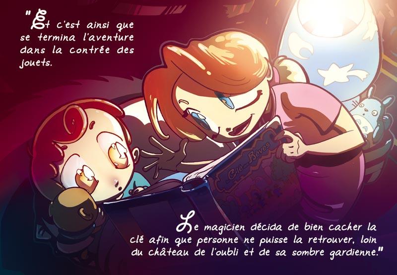 Petits Gardiens p1