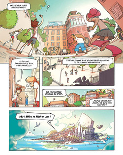 Paco Shoot ! tome1 - page 1