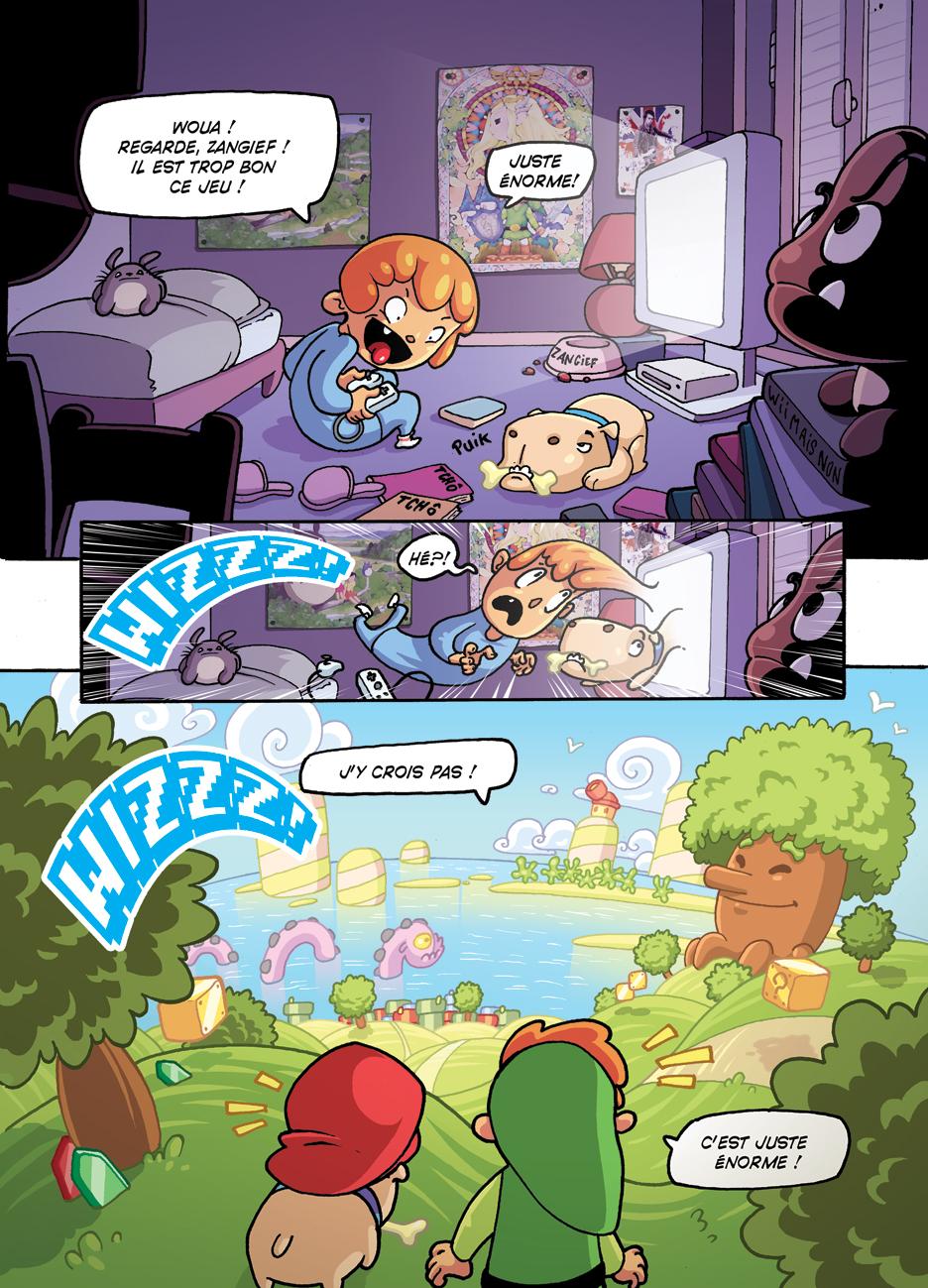 Hugo page 1